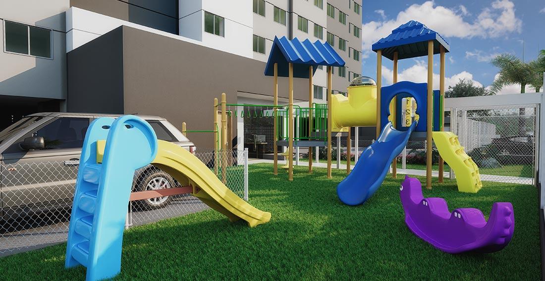 Playground Stilo Flex Ceilândia
